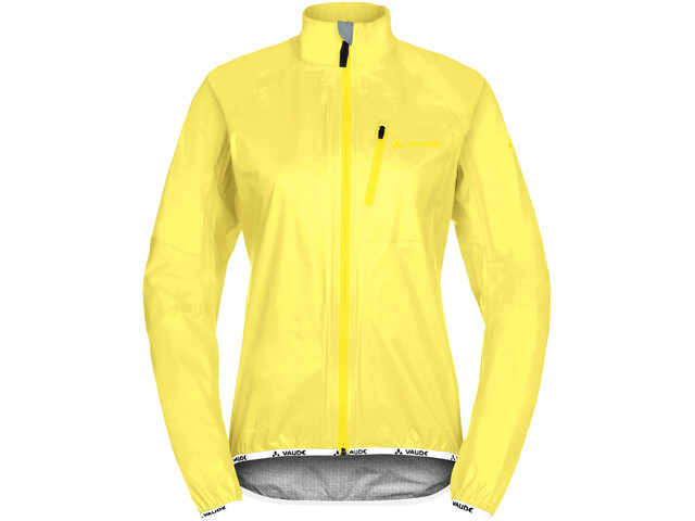 VAUDE Drop III Jacket Damen mimosa